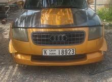 Audi 2003 Model exchange possible