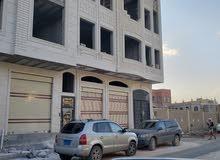 عماره للبيع ع شارع 24 قريب شارع الاربعين  الاصبحي