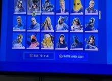 Fortnite account for sale 182+ skins