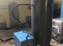air compressor,1000-liter air tank