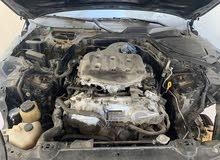350z Nissan engine