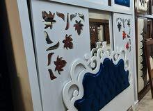 غرفة نوم ماستر الخشب لاتيه بسعر خراافي مع فرشة هديه210 وعنا توصيل للمملكة