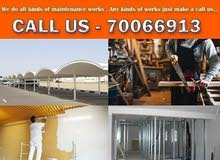 maintenance service painting service