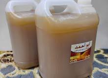 اعلان مميز...الدبة ب35 ألف ريال يمني فقط  - 50 دبة عسل فرز ( تابع السدر ) حضرمي
