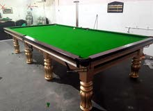 Luxury Pool Table For Sale (8ft,9ft,12ft)