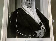 صورة نادرة للملك فيصل