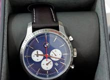 ساعة BMW جديدة لم تستخدم