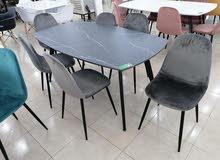 طاولات طعام مودرن
