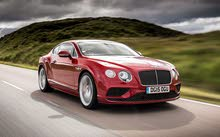 Bentley Body Parts - Front and Rear (Bumper / Mesh / Grille / Trim)