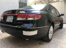 Hyundai Azera 2009 For sale - Black color