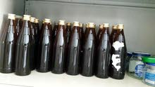 للبيع عسل برم تربيه عالي الجودة و مضمون و سعره الغرشه ب 25. (من جبال نزوى). لتوا
