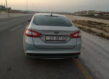Automatic Turquoise Ford 2013 for sale