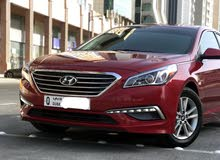 For sale Hyundai Sonata car in Dubai