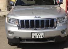 Jeep Grand Cherokee 2012 For sale - Silver color