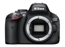 بودي كاميرا نيكون  d5100  للبيع