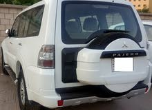 Automatic White Mitsubishi 2014 for sale