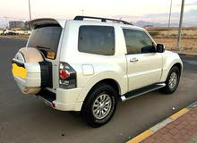 Pajero 2 doors 2012 for sale