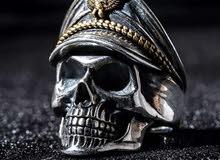 خاتم القرصان السعر3ريال