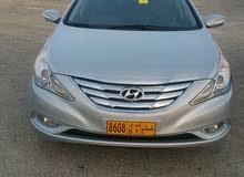 Silver Hyundai Sonata 2013 for sale