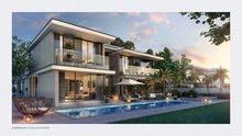 نوع جديد فيلا 6 غرف مباشرة على ملعب الغولف في دبي هيلز استيت