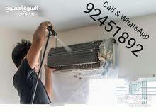 صيانة و تنظيف و تركيب و إصلاح المكيفات أرخص اسعار call any time