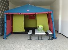 خيمة مناسبة للمناسبات والرحلات متعددة الاغراض