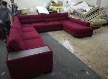 تفصيل وتنجيد جميع أطقم الكنب والكراسي قديم أو جديد 0798842466