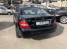 For sale 2014 Black C 180