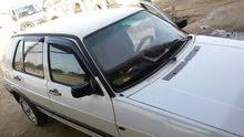 1 - 9,999 km Volkswagen Jetta 1990 for sale