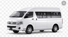 للايجار باصات جديدة مع السائق ت 98985321