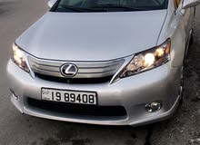 Used condition Lexus HS 2010 with 110,000 - 119,999 km mileage