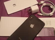 Iphone x noire