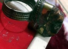 خاتم داوودي يمني بصياغه نحاس من النوادر