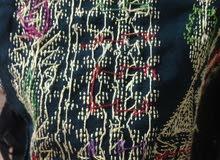ثوب عربي تطريز يدوي