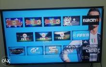 للبيع هارد ديسك 1 تيرا جديد فيه 65 لعبة PS3