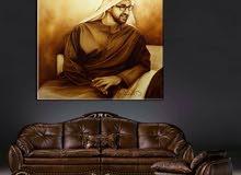 رسم بيع لوحات فنية جاهز و حسب الطلب ( زيتي اكريليك مائي  درونغ بنسل )