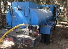 صهريج نقل مياه صالحة للشرب