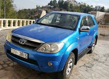 130,000 - 139,999 km Toyota Fortuner 2006 for sale