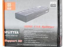 موزع شاشات HDMI رباعي