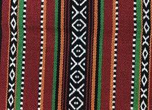 اقمشة التراث العربي بألوان وطرازات حديثة