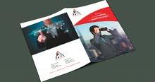 تصميم اعلانات دعائية مختلفة بدون طباعة