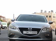 مازدا 3 موديل 2015للإيجار اسبوعي او شهري