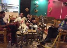 كوفي شوب للبيع في حي الزهراء قرب مأكولات ابو مخلص