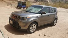 Automatic Silver Kia 2016 for sale