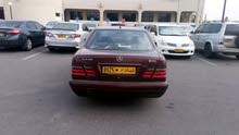 For sale 1998 Maroon E 240