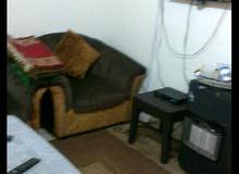 شقة غرفتين  وصالة مفروشة