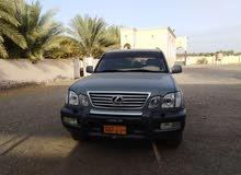 +200,000 km Lexus LX 2001 for sale