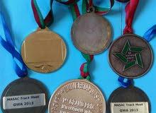 ميداليات نادرة وبحال جيدة