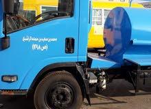 تنكر للبيع موديل 2013 توربو 6 غيار 4 طن