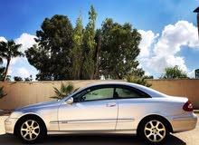 Gasoline Fuel/Power   Mercedes Benz CLK 200 2003